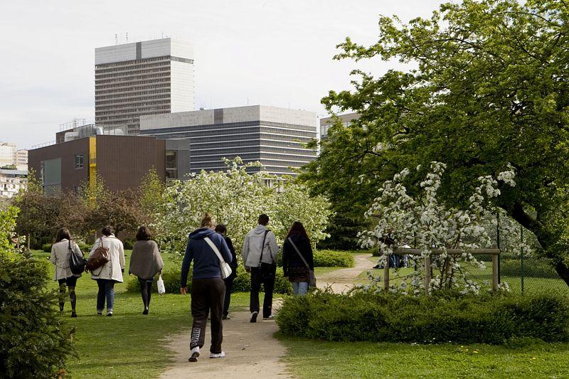 L 39 universit paris x ville de nanterre - Residence les jardins de l universite toulouse ...