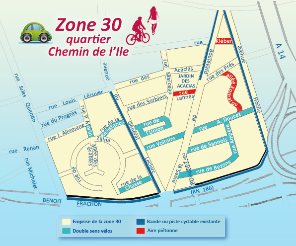 Chemin de l 39 ile ville de nanterre - Quartier chemin de l ile nanterre ...
