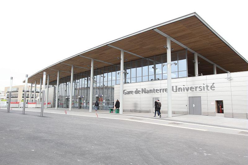 Les transports en commun nanterre ville de nanterre - Piscine nanterre universite ...