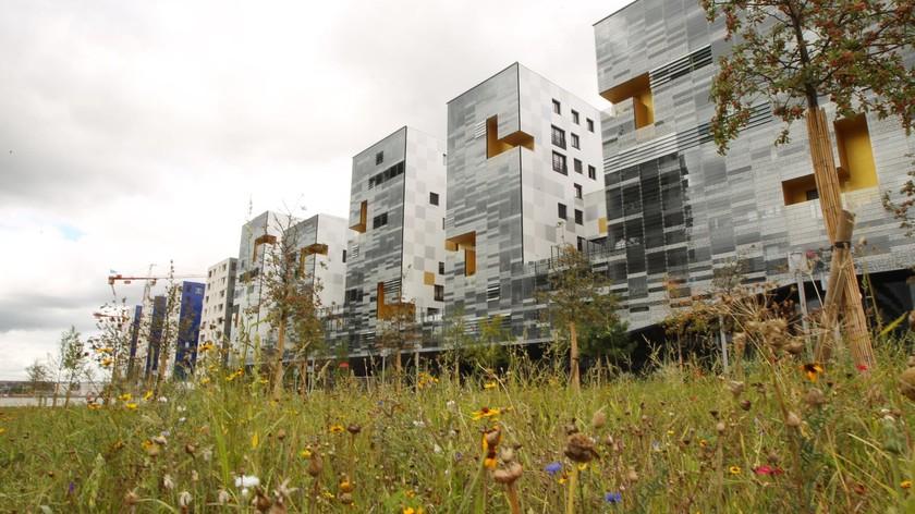 Les terrasses de l 39 universit ville de nanterre - Piscine nanterre universite ...